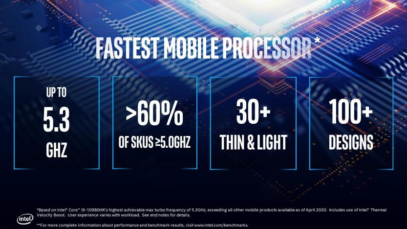 Lancio Intel Comet Lake 10 generazione benefici nuova generazione