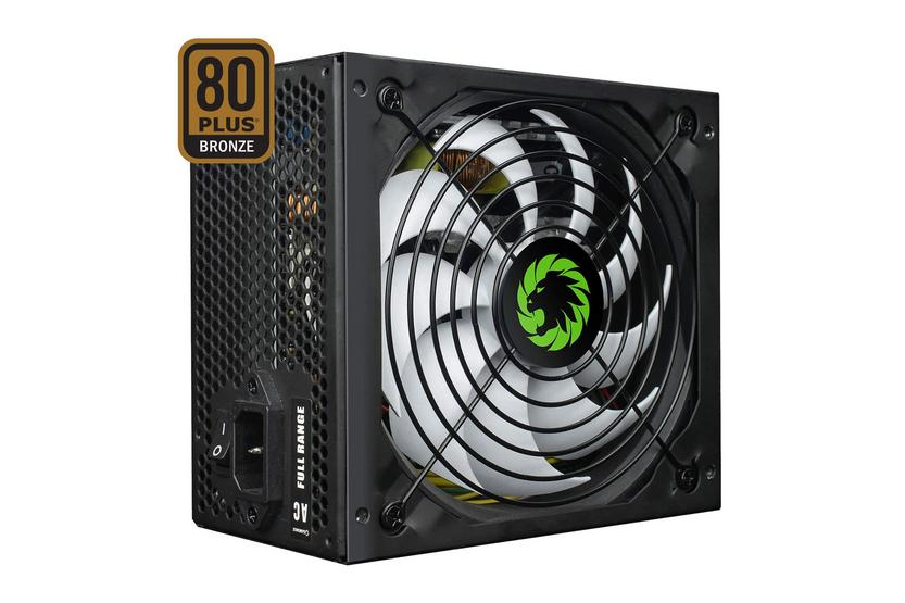 alimentatore gamemax 550w 80plus bronze