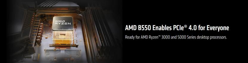 amd b550 features