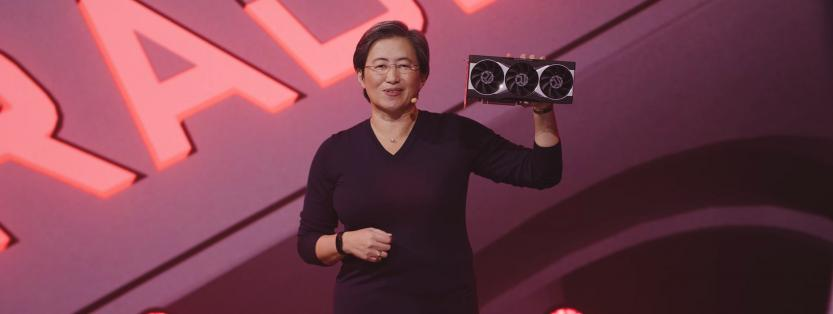 AMD Radeon RX 6800XT Midnight Black in arrivo
