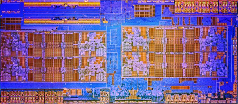 AMD Zen die