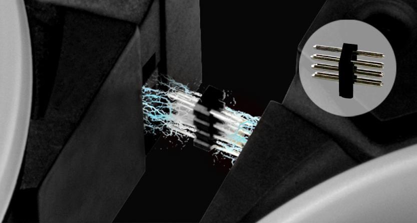 arctic bionix p120 a rgb connector