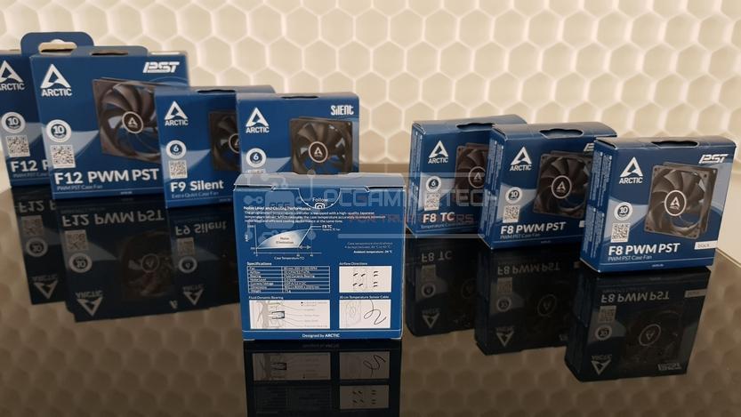 arctic f8 tc box