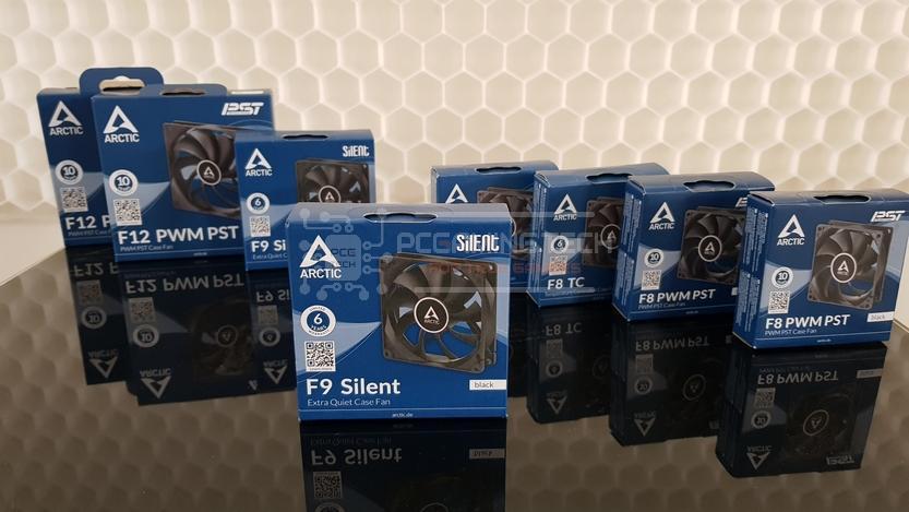 arctic f9 silent