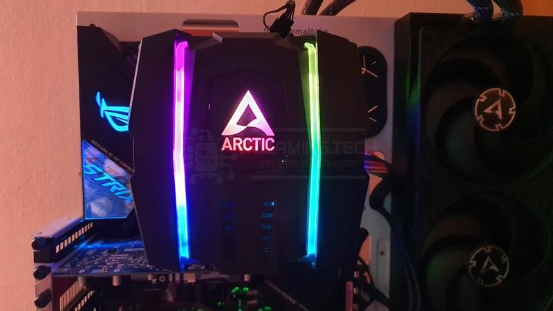 arctic freezer 50 recensione 48