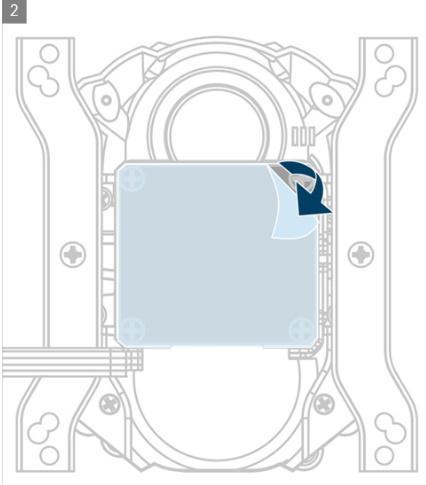 arctic liquid freezer ii 420 recensione step3