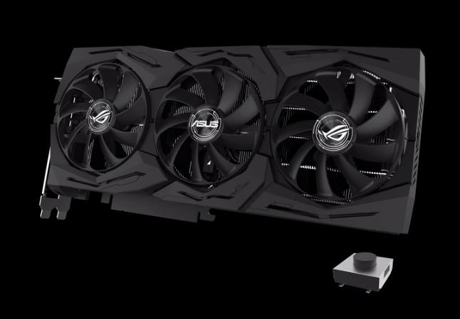 asus rog strix rx 5600 xt gaming oc stealth mode