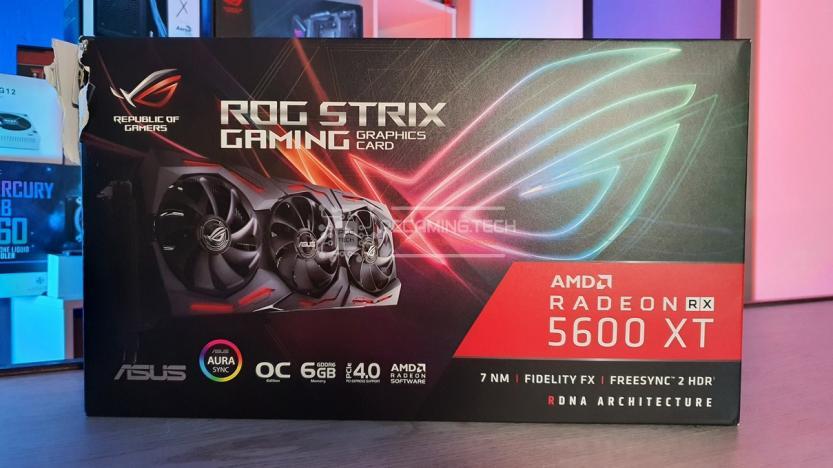 asus rog strix rx 5600 xt gaming oc