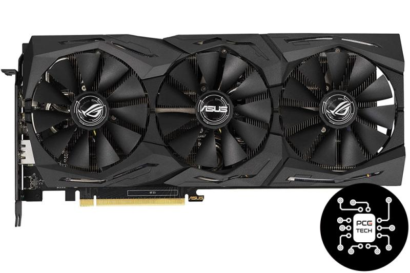 asus rog strix geforce rtx 2060 oc edition 6 gb gddr6