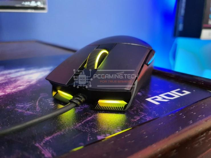 ROG Strix Impact II e ROG Strix Slice: Review