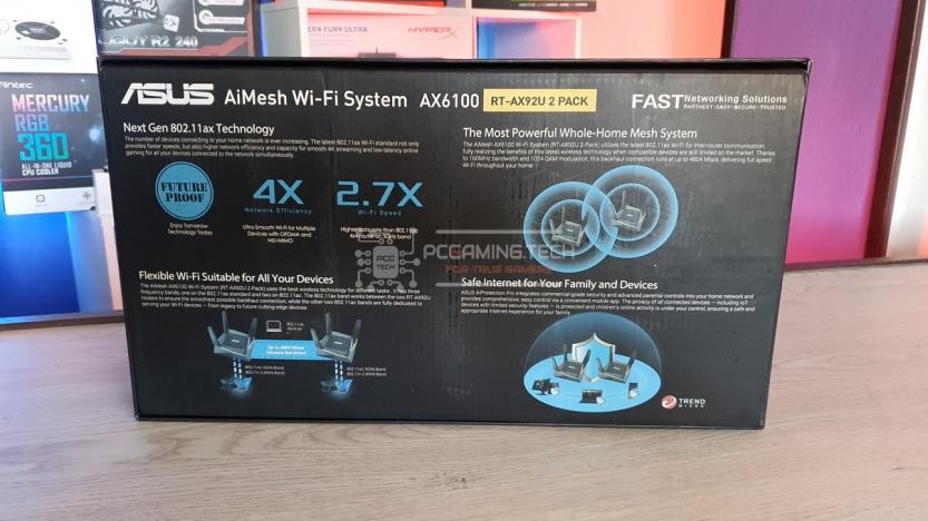 ASUS RT-AX92U 2 PACK: box back