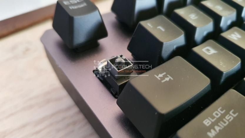 Asus Tuf gaming k7 optical-mech switch