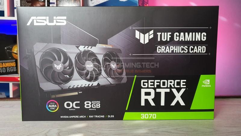 asus rog strix rtx 3070 oc recensione review 001