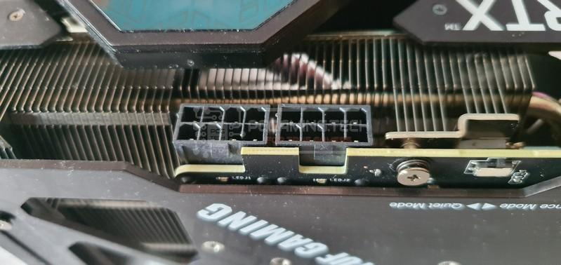asus tuf rtx 3080 oc recensione review 025