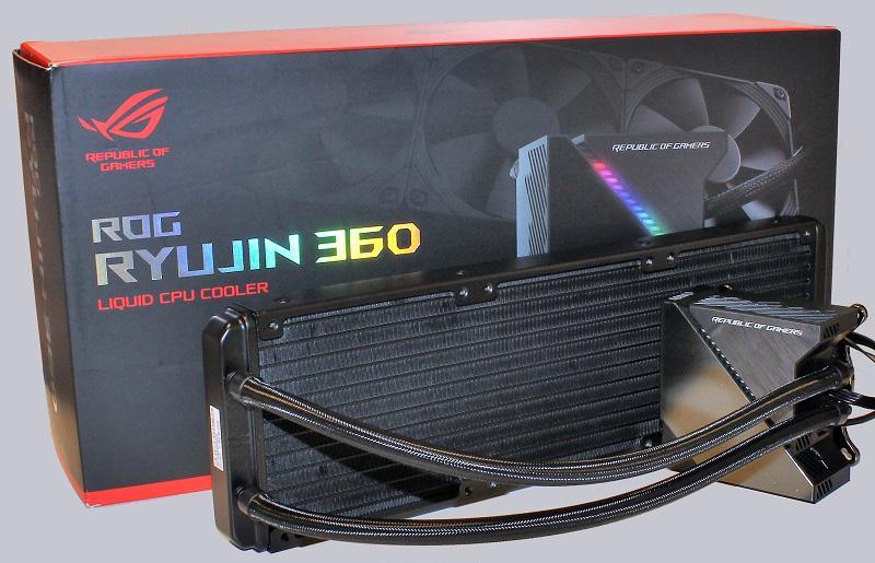 Asus ROG Ryujin 360