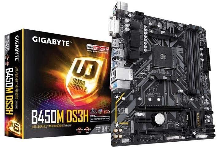 b450 matx gigabyte