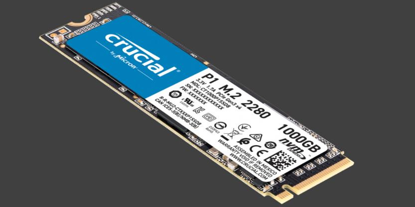 best ssd nvme crucial p1 1tb