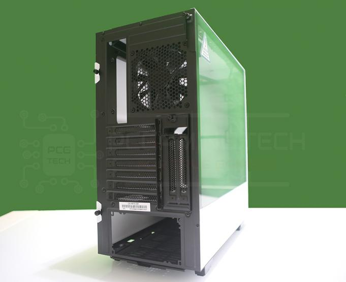 case h510i nzxt visione posteriore