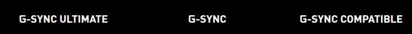 certificazioni gsync