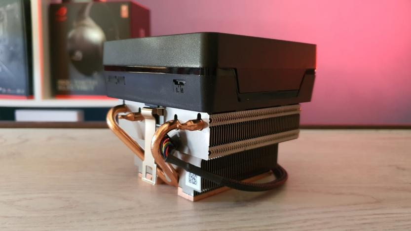 come montare dissipatore amd wraith prism rgb led l h selector