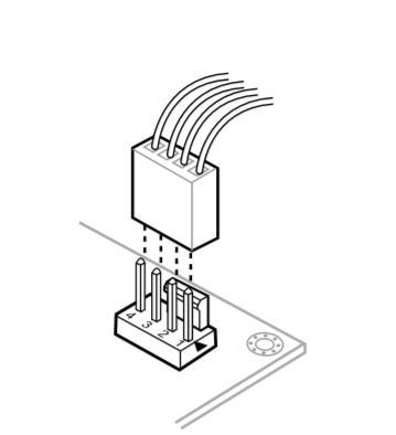 come smontare dissipatore cpu intel fan cable
