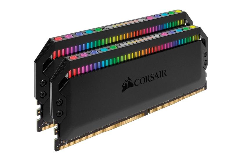 CORSAIR DOMINATOR PLATINUM 3600MHz DDR4 16GB (8X2) KIT RGB CL 18