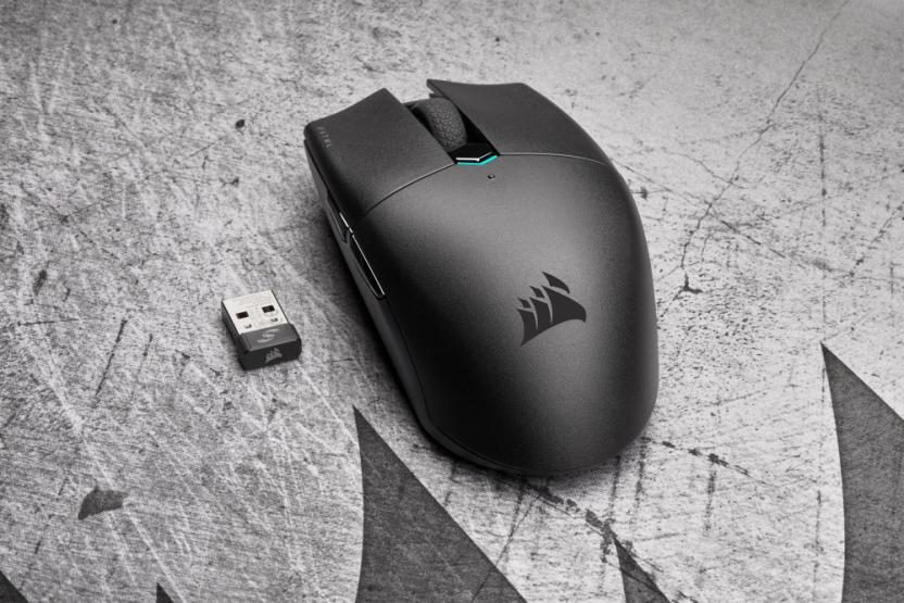 corsair katar pro wireless altra ingradratura