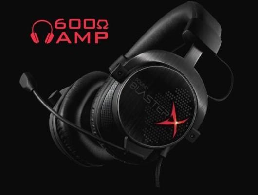 creative sound blaster z se 600 ohm amp