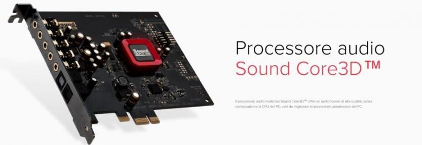 creative sound blaster z se sound core 3d
