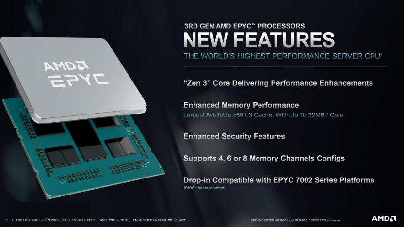 epyc milan features