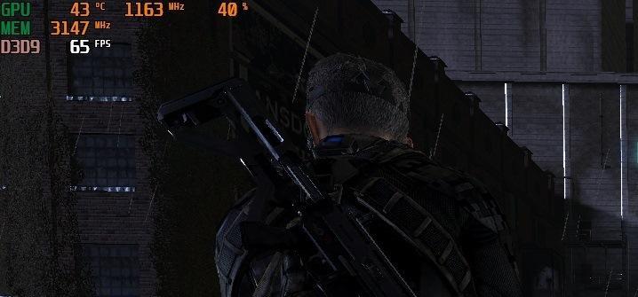 Splinter Cell Blacklist e statistiche Afterburner