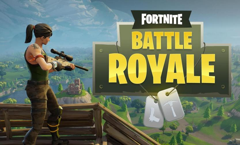 Fortnite Battle Royal best keyboard