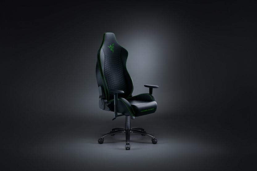 gaming chair razer iskur x front