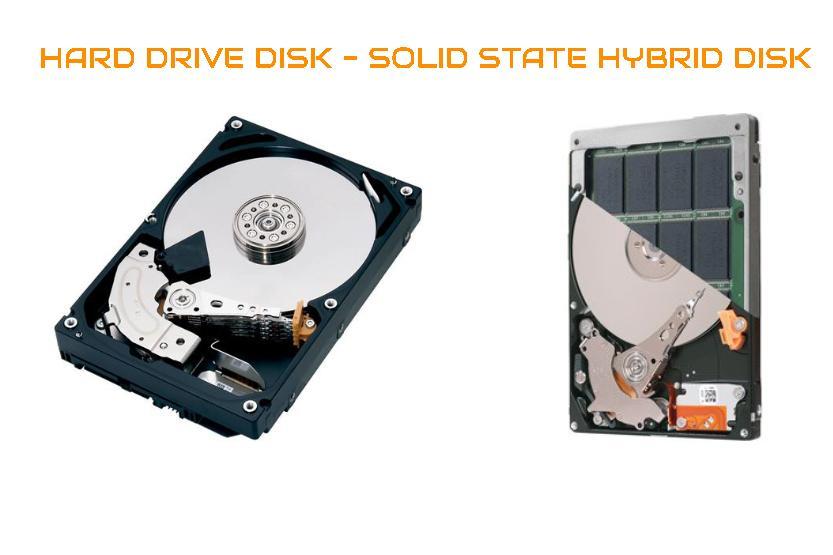 HARD DISK DRIVE - SOLID STATE HYBRID DISK 3,5 SATA 3