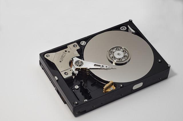 Hard Disk meccanico con funzionamento magnetico