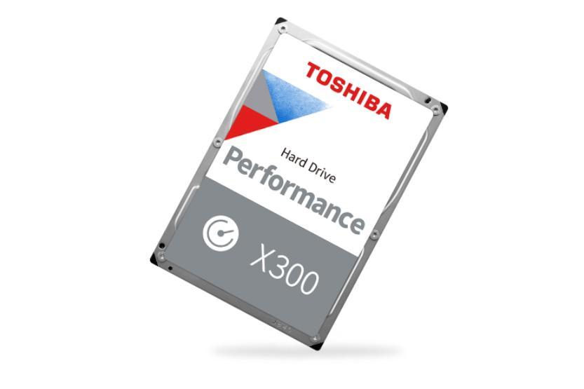 TOSHIBA X300 HDD GAMING 3,5