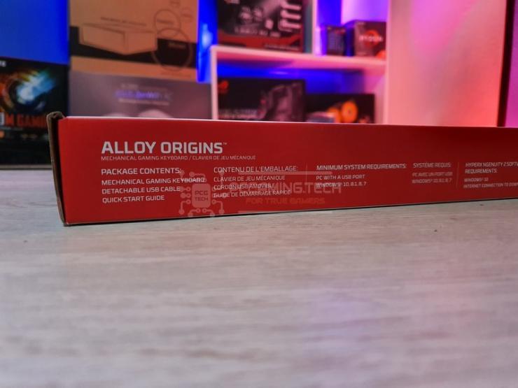 hyperx alloy origins recensione 005