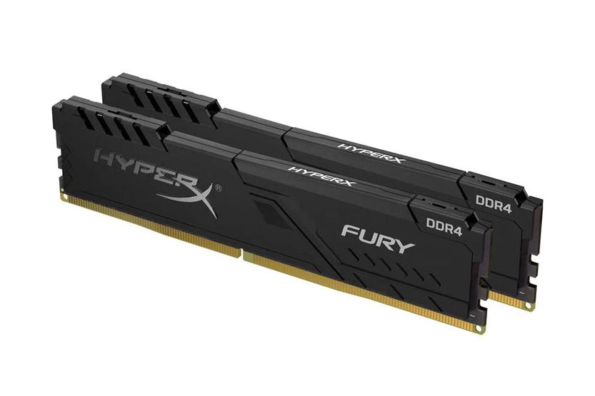 hyperx fury kit 8x2 ddr4 2666mhz kit