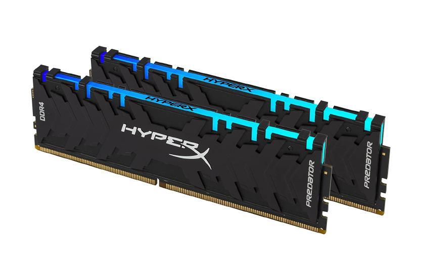 HYPERX PREDATOR 3000MHz 16GB (8X2) RGB LED XMP 2.0 CL 15