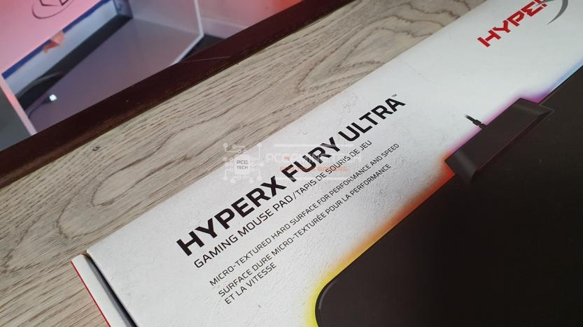 Mouse Pad HyperX Fury Ultra package