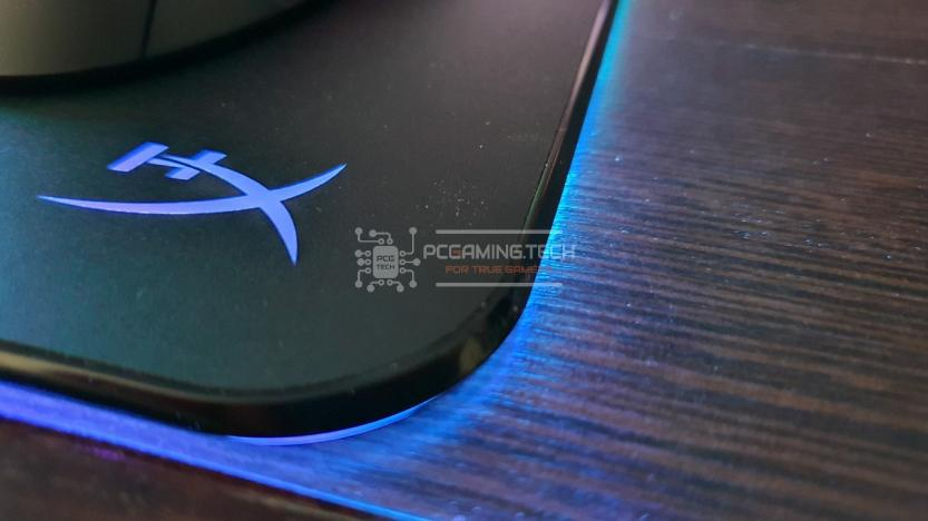 Mouse Pad HyperX Fury Ultra angle detail