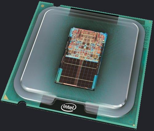 Die Intel Core 2 Duo con architettura