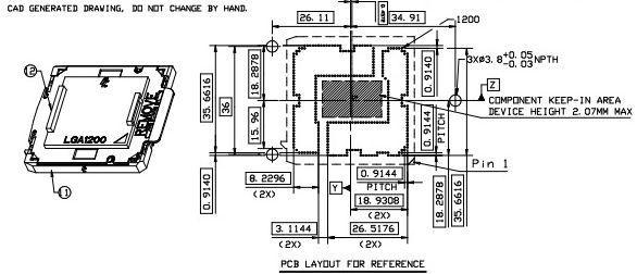 Design Intel Core Comet Lake-s LGA 1200