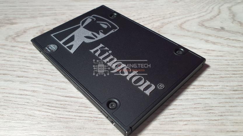 Kingston KC600 panoramica intro