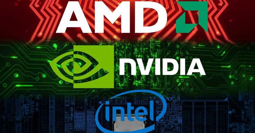 schede video: amd, nvidia ed intel