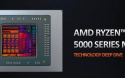 AMD Ryzen 5000 Mobile serie H disponibili i primi Notebook