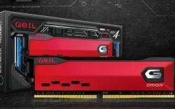 Nuove Memorie DDR4 Geil Orion