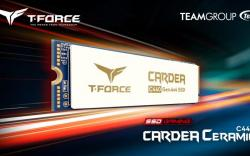 TeamGroup presenta T-FORCE CARDEA Ceramic C440 M.2 PCIe 4.0
