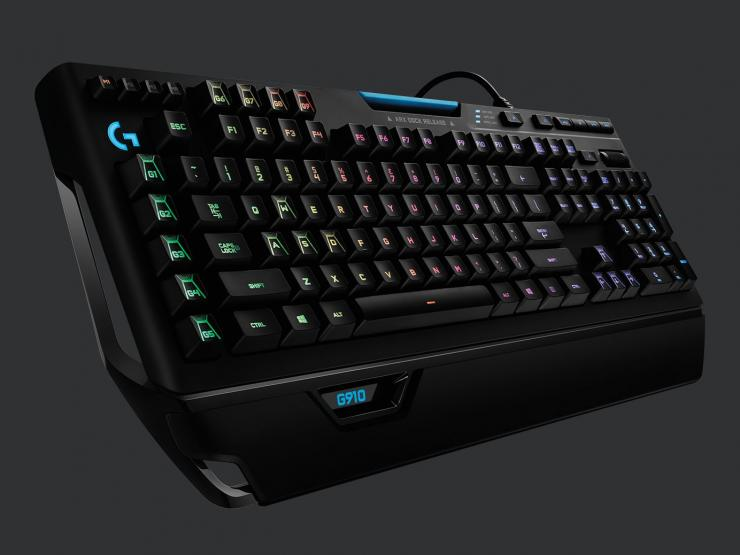Logitech G902 Gaming Keyboard for Fotnite