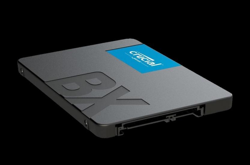 Best SSD SATA Crucial BX 500